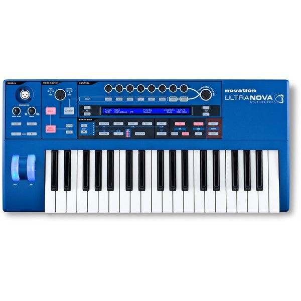 Синтезатор Novation