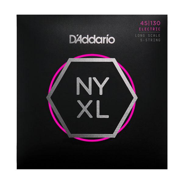 D Addario NYXL45130 (для бас-гитары)