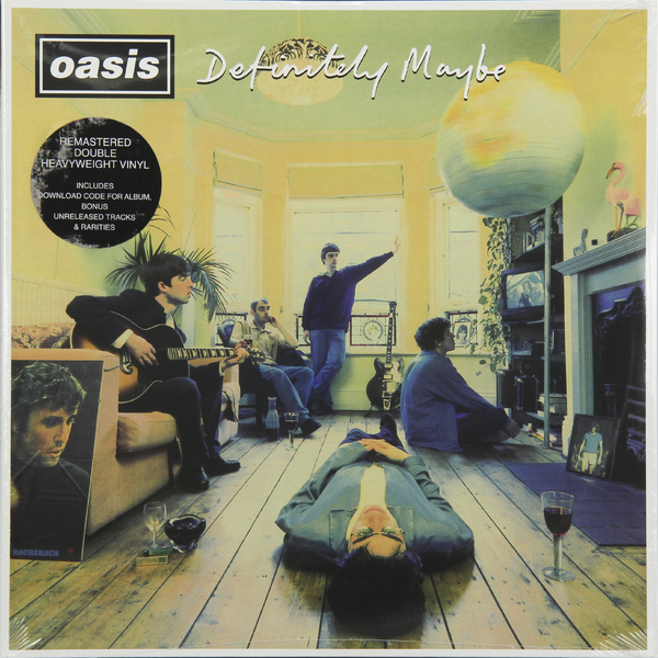 OASIS OASIS - Definitely Maybe (2 LP) комбинезон oasis oasis oa004ewtgu31