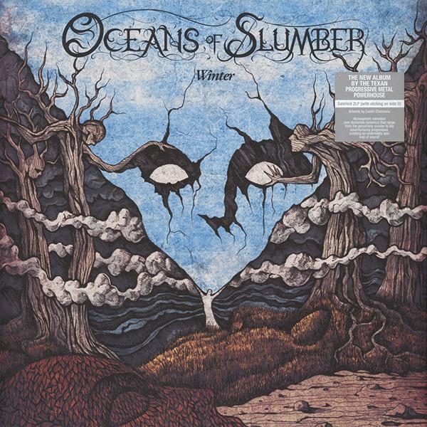 Oceans Of Slumber Oceans Of Slumber - Winter (2 LP) yes – tales from topographic oceans 2 lp