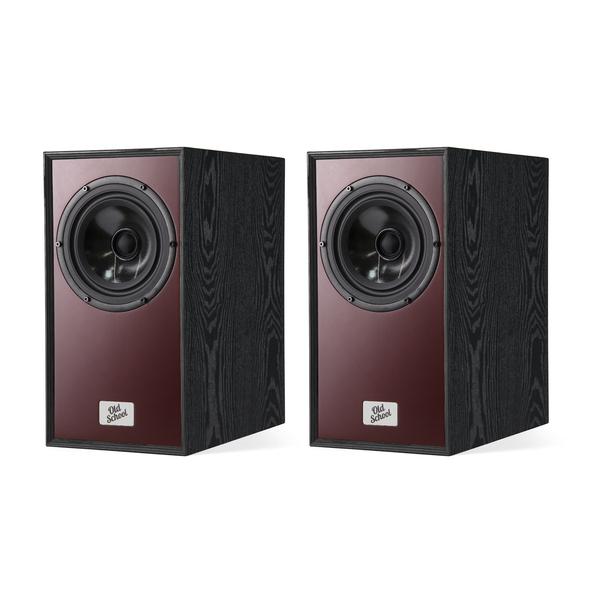 все цены на Полочная акустика Old School Monitor M1 Black Ash онлайн