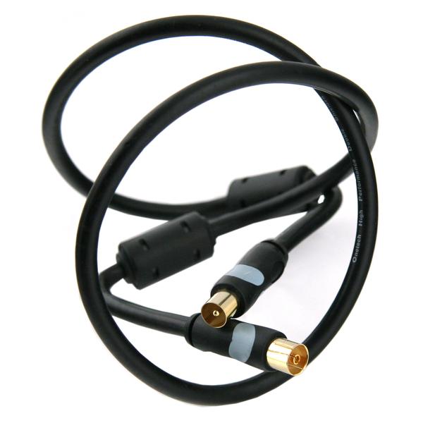Кабель антенный Onetech VMF5001 1 m кабель антенный hama coax m coax f 15м gold ф фильтр белый [00122417]