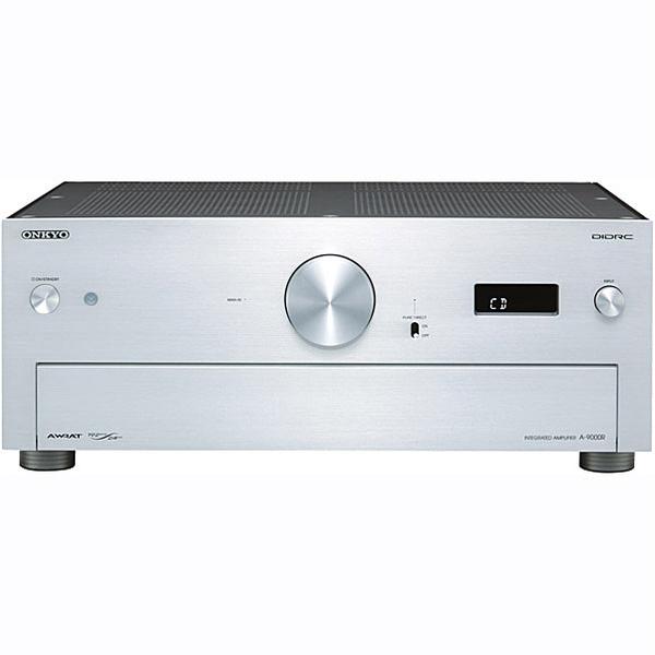 Стереоусилитель OnkyoСтереоусилитель<br>Интегральный усилитель, мощность 2 х 75 Вт (8 Ом), воспроизводимый диапазон частот (-1 дБ): 10 Гц – 100 кГц, соотношение сигнал/шум: 107 дБ, коэффициент гармоник: 0,006 %, встроенный ЦАП, USB, фонокорректор MM/МС, пульт ДУ.<br>