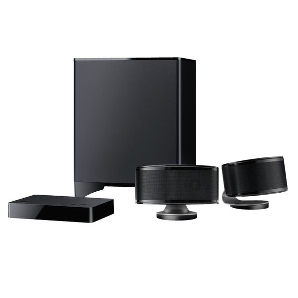Комплект акустики 2.1 Onkyo LS-3200 Black