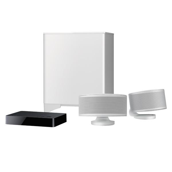 Комплект акустики 2.1 Onkyo LS-3200 White