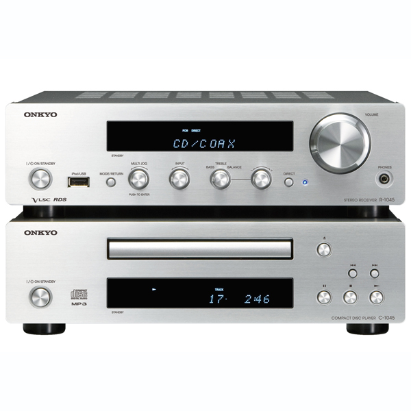 CD ������� Onkyo - OnkyoCD �������<br>���������� ��������, CD-�����:  ��� Wolfson WM8718 (24 ��� /192 ���), �������������: 2 � 70 �� (4 ��), ��� PCM1796, FM-�����, �������� �����, USB (iPod), ���� ��-��������������.<br>