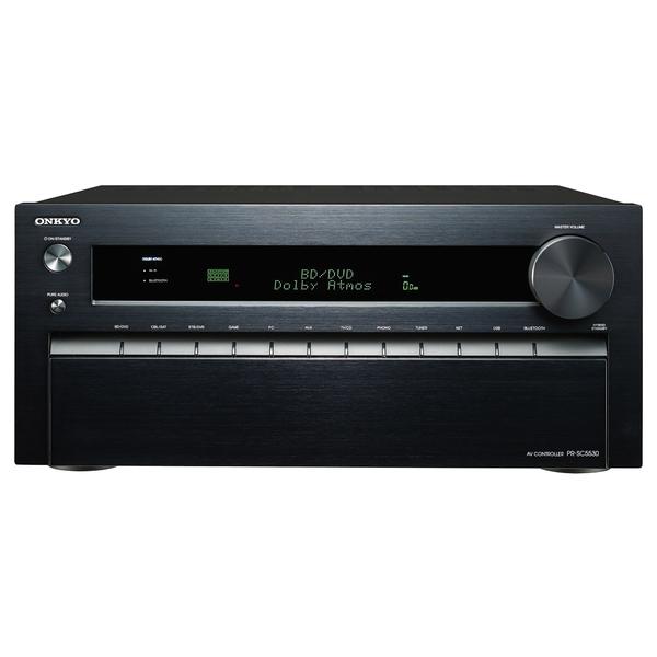 AV ��������� Onkyo - OnkyoAV ���������<br>AV-��������� 11.2 � ���������� Dolby Atmos, ������������ THX Ultra2 Plus, ���������� ����� �� 4K Ultra HD � ����� �� 24 ��� / 192 ���, ��� ������ HDMI, 11.4 ����� XLR � RCA, �������� 435x199x462 ��, ��� 14 ��.<br>