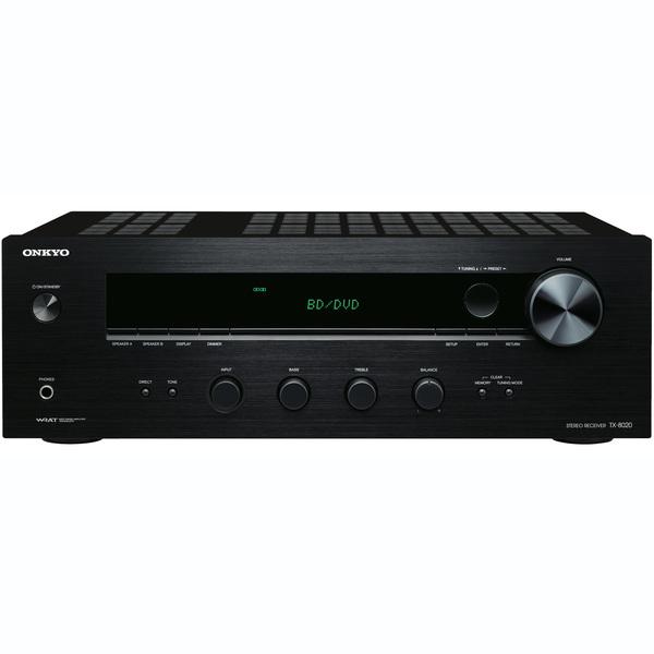 Стереоресивер Onkyo TX-8020 Black onkyo tx 8020 black