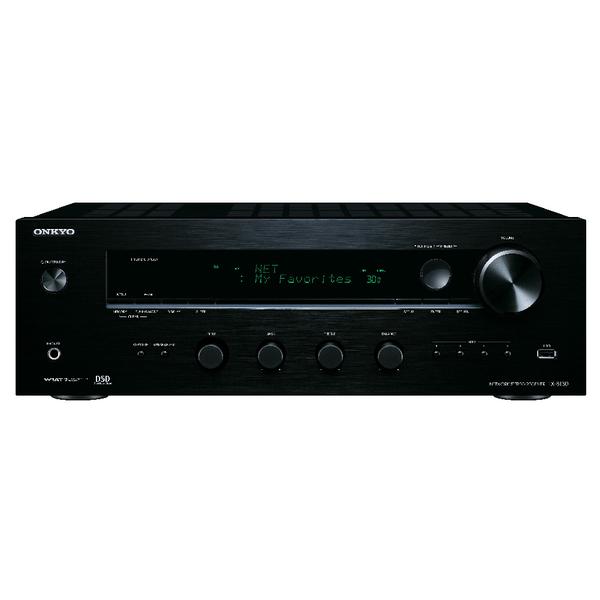 Стереоресивер Onkyo TX-8130 Black onkyo tx 8020 black