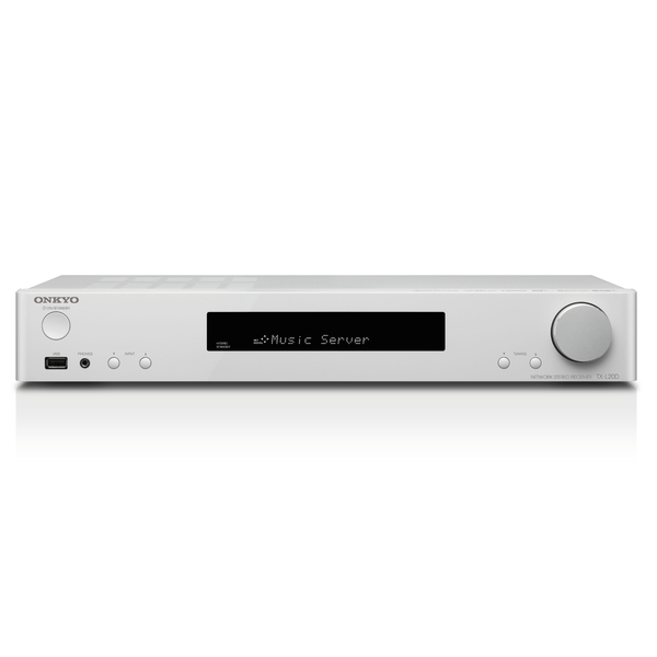 AV ресивер Onkyo TX-L20D White onkyo tx nr 555 black