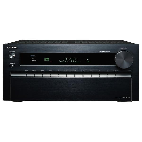 AV ресивер Onkyo TX-NR1030 Black onkyo tx 8020 black