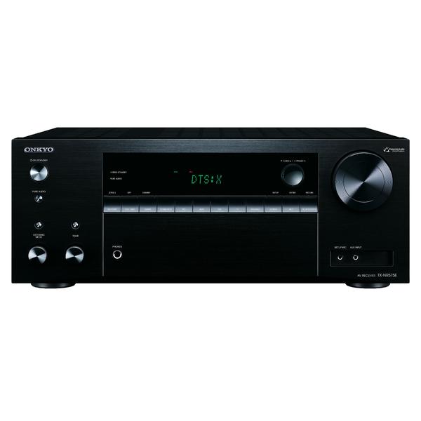 AV ресивер Onkyo TX-NR575 Black onkyo tx 8020 black