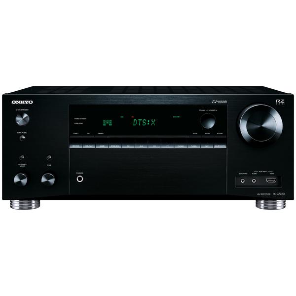 AV ресивер Onkyo TX-RZ720 Black onkyo tx nr 555 black