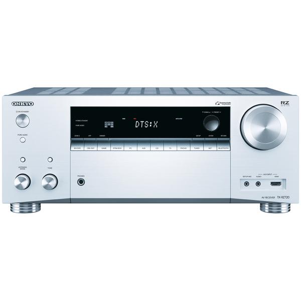все цены на  AV ресивер Onkyo TX-RZ720 Silver  онлайн