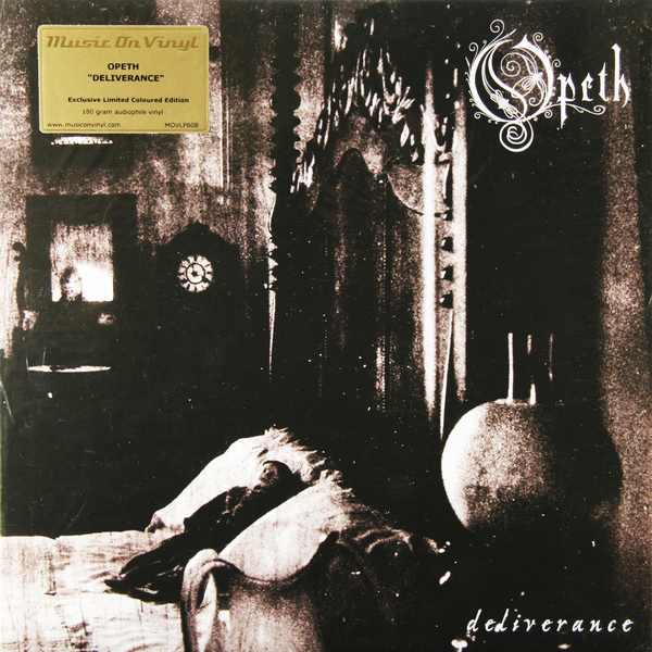 OPETH OPETH - DELIVERANCE (2 LP, 180 GR) румяна by terry terrybly densiliss blush contouring 400 цвет 400 rosy shape variant hex name cd6367