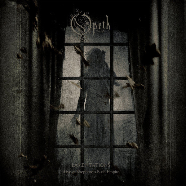 OPETH OPETH - LAMENTATIONS. LIVE AT SHEPHERDS BUSH EMPIRE, LONDON (3 LP)Виниловая пластинка<br><br>