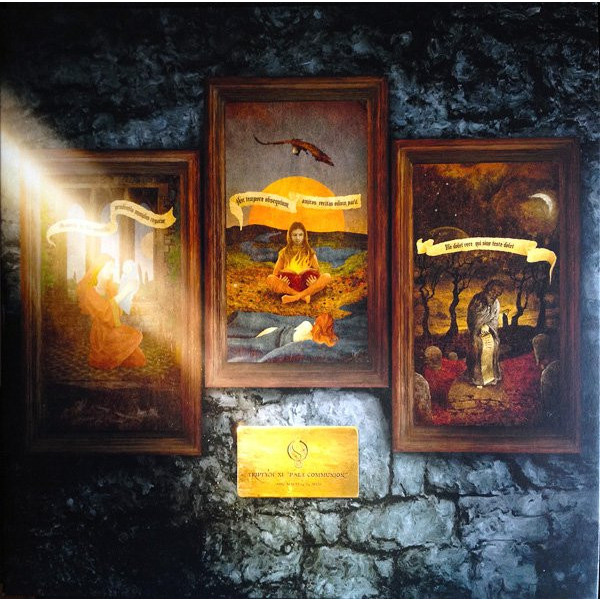 OPETH OPETH - Pale Communion (2 LP) opeth opeth pale communion deluxe edition cd blu ray audio