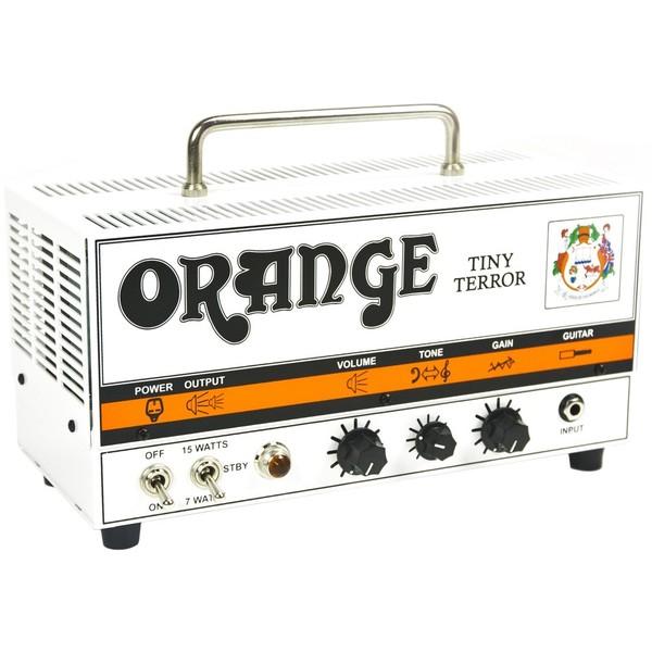 Гитарный усилитель Orange TT15H TINY TERROR
