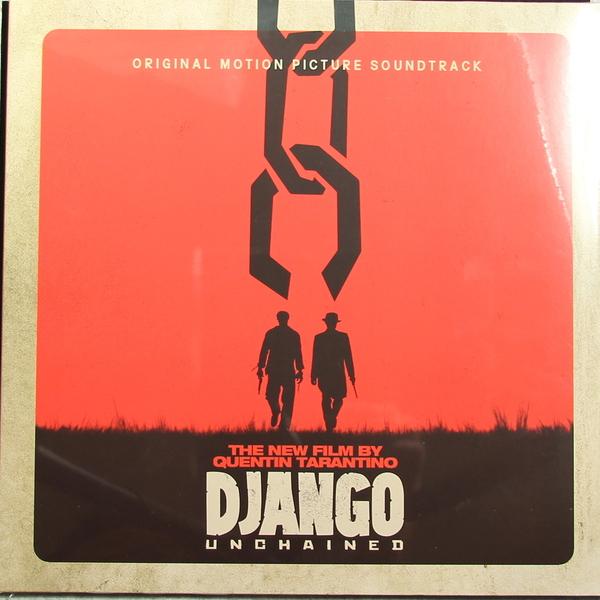 САУНДТРЕК САУНДТРЕК-DJANGO UNCHAINED (2 LP)