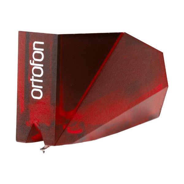 Игла для звукоснимателя Ortofon 2M-Red Stylus ortofon уровень для установки bubble