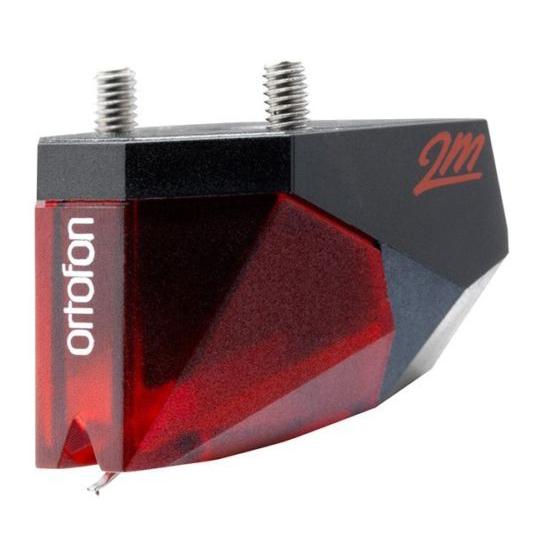 Головка звукоснимателя OrtofonГоловка звукоснимателя<br>ММ-звукосниматель с нижним креплением к тонарму, динамическая податливость 12 мкм/мН, выходное напряжение 5,5 мВ, прижимное усилие 1,6 - 2,0 г, вес 7,2 г.<br>