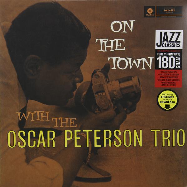 OSCAR PETERSON OSCAR PETERSON - ON THE TOWN + 1 BONUS TRACK (180 GR) крючки maruto серия 9644 вn карповый 5 carp pro 8 шт карповый