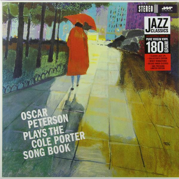OSCAR PETERSON OSCAR PETERSON - PLAYS THE COLE PORTER SONGBOOK (180 GR)Виниловая пластинка<br><br>