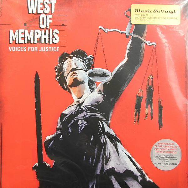 VARIOUS ARTISTS VARIOUS ARTISTS-WEST OF MEMPHIS: VOICES OF JUSTICE