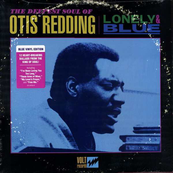 где купить Otis Redding Otis Redding - Lonely   Blue: The Deepest Soul по лучшей цене