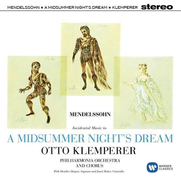 Mendelssohn MendelssohnOtto Klemperer - : A Midsummer Night садовая техника