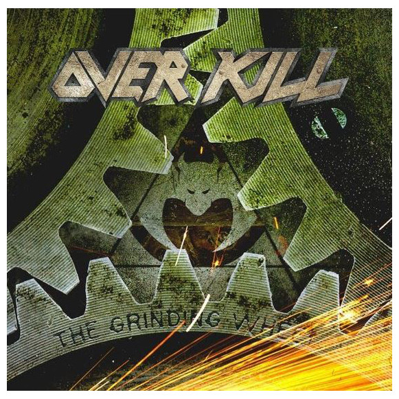 Overkill Overkill - The Grinding Wheel (2 LP) typing of the dead overkill цифровая версия