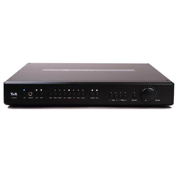 T+A PA 1260 R Black