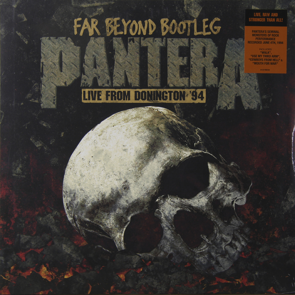 Pantera Pantera - Far Beyond Bootleg: Live From Donington wood val far from home