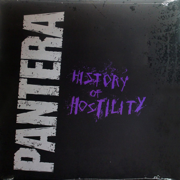 Pantera Pantera - History Of Hostility little history of british gardening