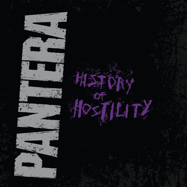 Pantera Pantera - History Of Hostility (colour) little history of british gardening