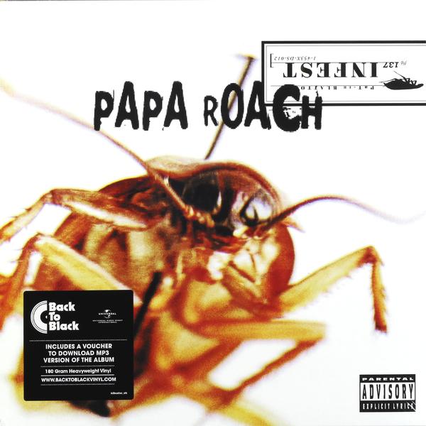 PAPA ROACH PAPA ROACH - INFEST (180 GR)
