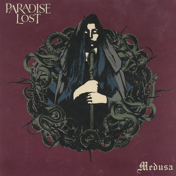 Paradise Lost Paradise Lost - Medusa paradise lost paradise lost shades of god picture disc