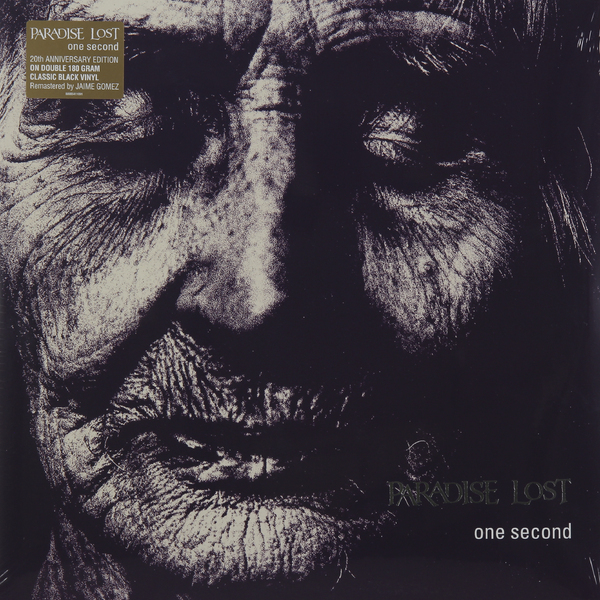 Paradise Lost Paradise Lost - One Second (20th Anniversary) (2 Lp, 180 Gr)