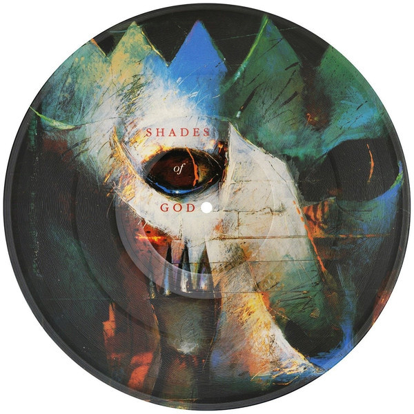 Paradise Lost Paradise Lost - Shades Of God (picture Disc)