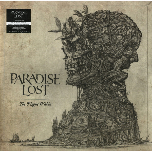 Paradise Lost Paradise Lost - The Plague Within (2 LP) the lost boy