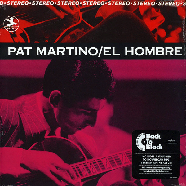 Pat Martino Pat Martino - El Hombre pat martino pat martino el hombre