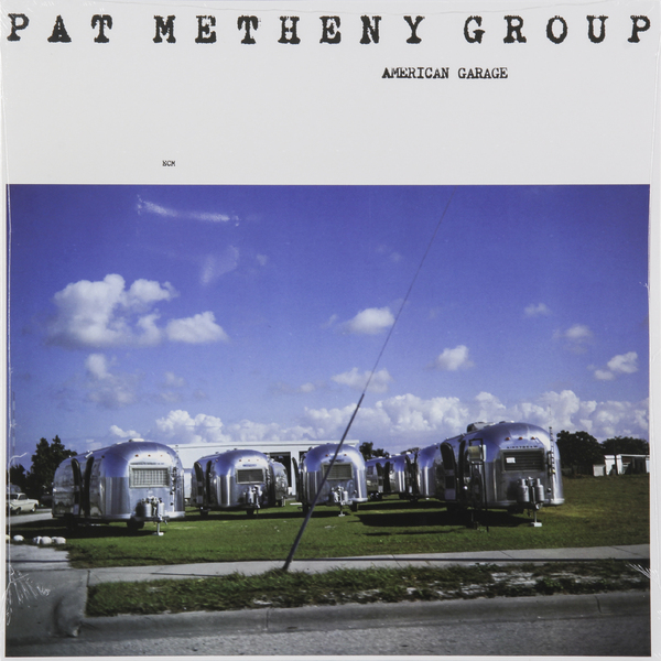 Pat Metheny Pat Metheny - American Garage компьютерная мышка pat says now pat 5379