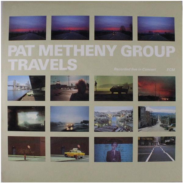 Pat Metheny Pat Metheny - Travels (2 LP) компьютерная мышка pat says now pat 5379