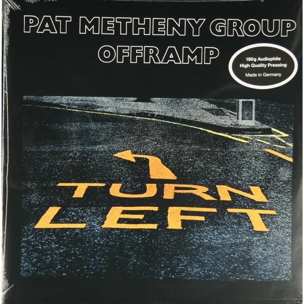Pat Metheny Group Pat Metheny Group - Offramp (180 Gr) компьютерная мышка pat says now pat 5379