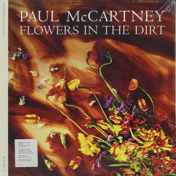 PAUL MCCARTNEY PAUL MCCARTNEY - FLOWERS IN THE DIRT (2 LP) цена 2016