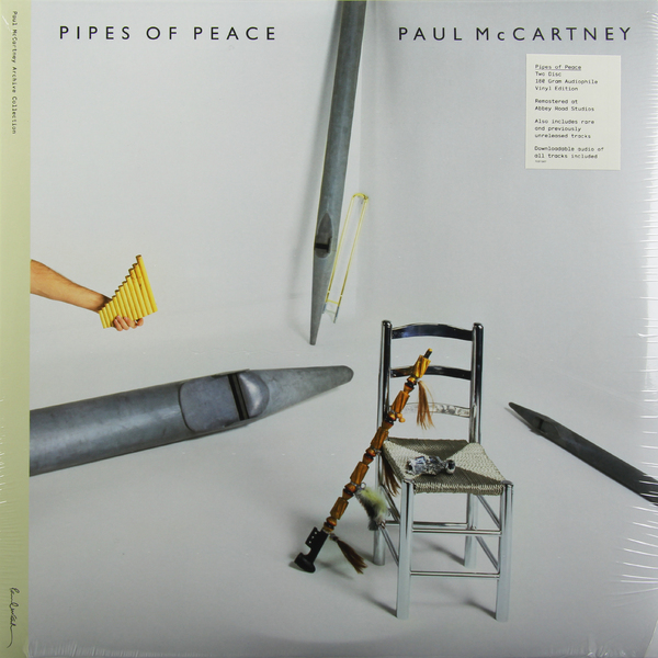 Paul Mccartney Paul Mccartney - Pipes Of Peace (2 LP) цена 2017
