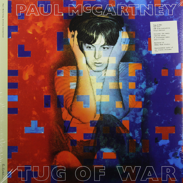 Paul Mccartney Paul Mccartney - Tug Of War (2 LP)