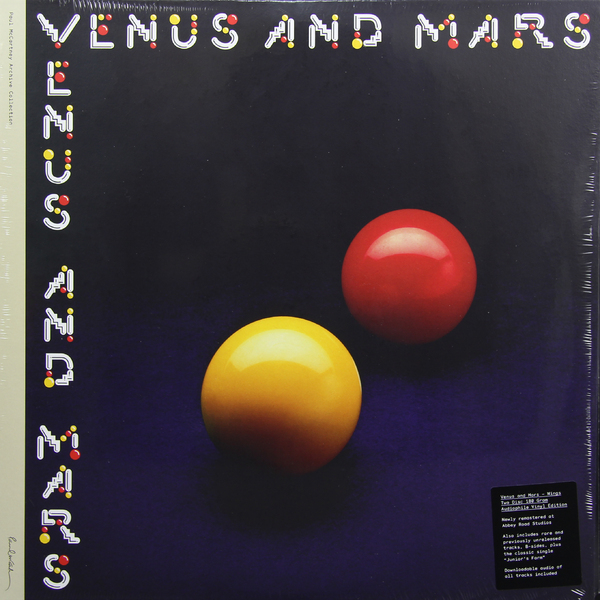 Paul Mccartney Paul Mccartney   Wings - Venus And Mars (2 LP) цена 2017