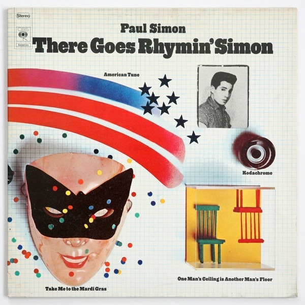 Paul Simon Paul Simon - There Goes Rhymin' Simon (180 Gr) simon simon 82 алюминий накладка регулятора громкости 82055 33