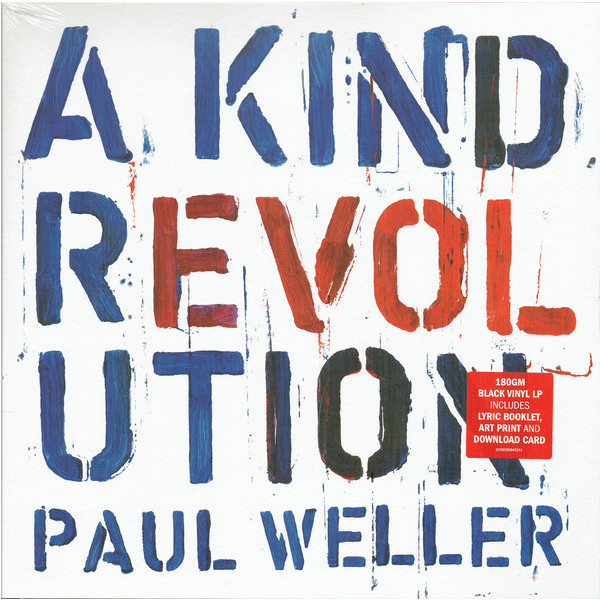PAUL WELLER PAUL WELLER - A KIND OF REVOLUTION (180 GR) цена 2016